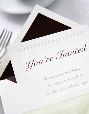pocket wedding invitations cheap
